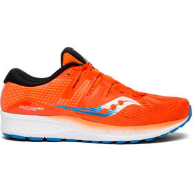 saucony Ride ISO - Chaussures running Homme - orange